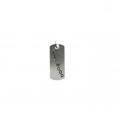 silver wildwood charm bracelet